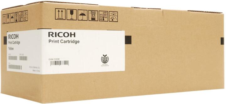 RICOH 407643, žlutá