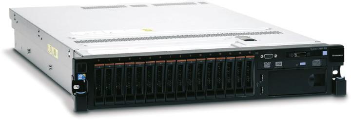 Lenovo System x3650 M4, E5-2620v2, 8GB