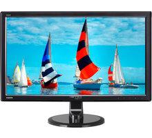 "HANNspree HS243HPB - LED monitor 24"""