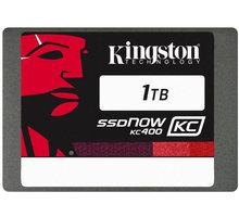 Kingston SSDNow KC400 - 1TB - SKC400S37/1T