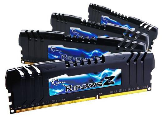 G.SKill RipjawsZ 16GB (4x4GB) DDR3 2133 CL9