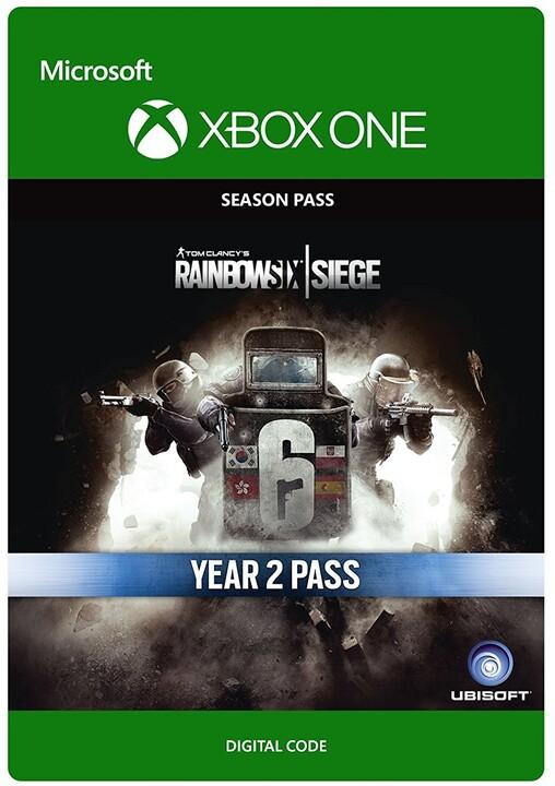 Tom Clancy's Rainbow Six Siege Year 2 Pass (Xbox ONE) - elektronicky