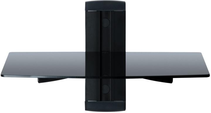 CONNECT IT G1 držák/skleněná police pro DVD/Set Top Box