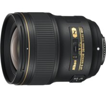 Nikon objektiv Nikkor 28 mm f/1.4E ED AF-S - JAA140DA
