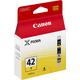 Canon CLI-42 Y, žlutá