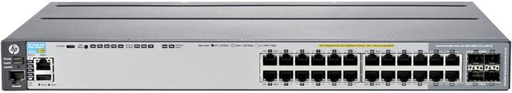 HP Aruba 2920 24G POE+