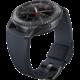 Samsung výměnný pásek silikon Gear S3, černý