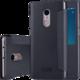 Nillkin Sparkle Leather Case pro Xiaomi Redmi Note 4, černá