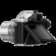 Olympus E-M10 Mark III + ED 14-42mm EZ, stříbrná