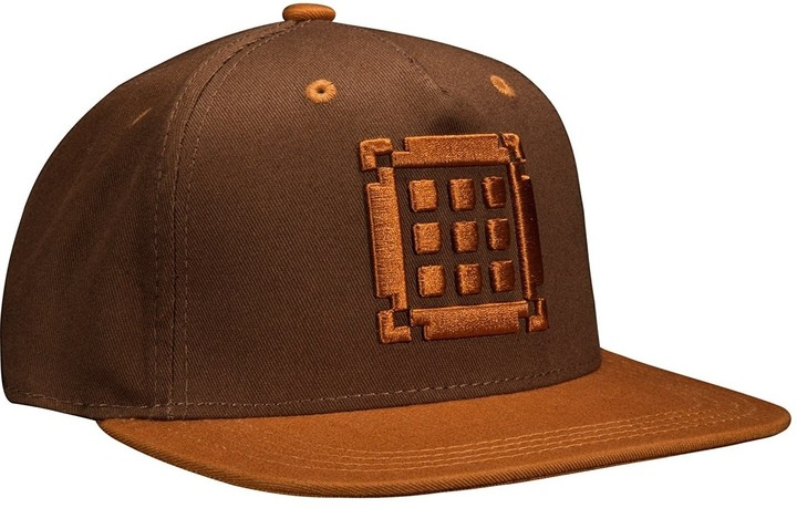 Minecraft - Crafting Table Snapback