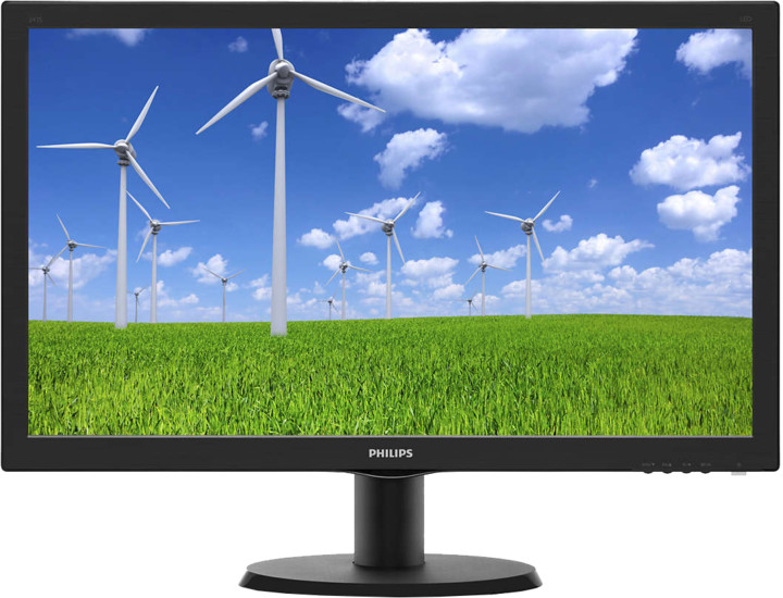 "Philips 243S5LSB/00 - LED monitor 24"""