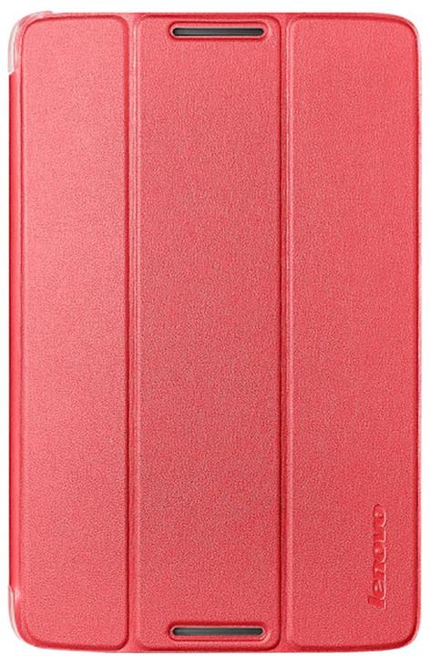 Lenovo pouzdro a fólie pro IdeaTab A8-50, červená