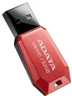 ADATA UV100 32GB, červená