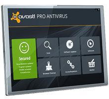 Avast! Pro Antivirus, 10 uživatelů (36 měs.) - APE8036RCZ010
