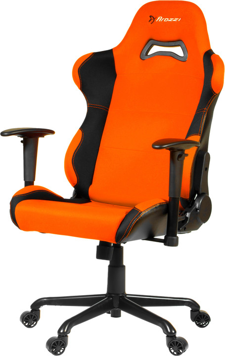 Arozzi Torretta XL, černá/oranžová