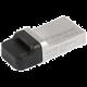 Transcend JetFlash 880S 16GB, stříbrná