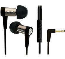 Creative Aurvana In-Ear 2 Plus, bronzová - 51EF0670AA001