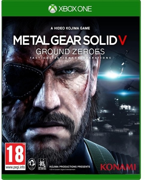 Metal Gear Solid: Ground Zeroes - XONE