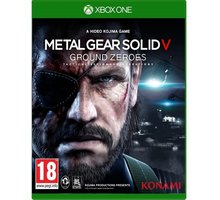 Metal Gear Solid: Ground Zeroes - XONE - 4012927110027