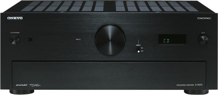 Onkyo A-9070, černá