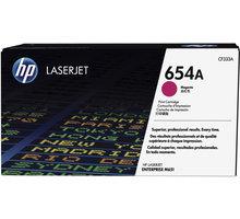 HP 654A, magenta - CF333A