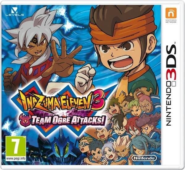 Inazuma Eleven 3: Team Ogre Attacks! (3DS)