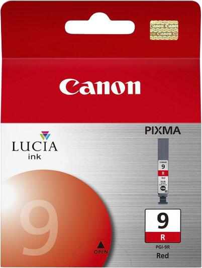 Canon PGI-9R, červená