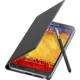 Samsung EF-WN900BB flip pouzdro pro Galaxy Note 3, černá