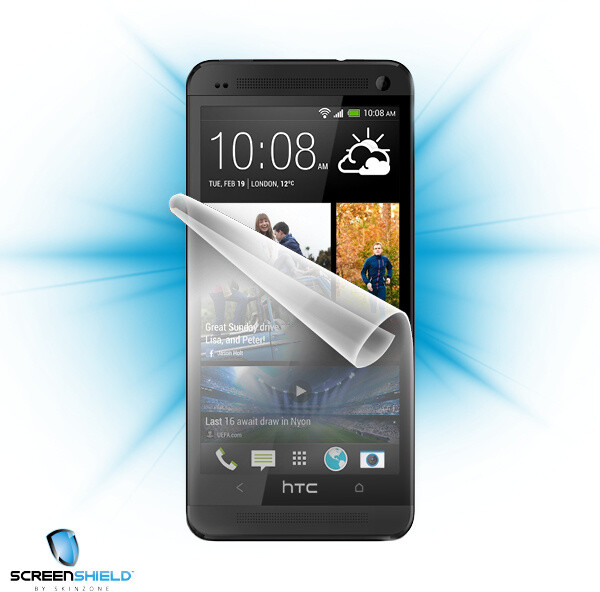 Screenshield fólie na displej pro HTC One (M8)