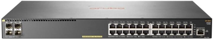 HP Aruba 2930F 24G PoE+ 4SFP+ T
