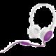 HP Stereo Headset H2800, fialová