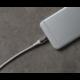 Belkin Prémiový Kevlar kabel, 2.4A, stříbrný