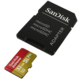 SanDisk Micro SDHC Extreme V30 - 32GB 90 MB/s UHS-I + SD adaptér