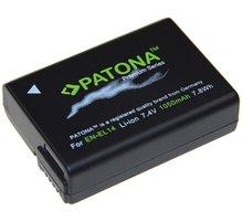 Patona baterie pro Nikon EN-EL14 1050mAh Li-Ion Premium - PT1197