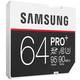 Samsung SDXC PRO+ 64GB