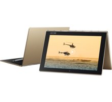 Lenovo Yoga Book YB1-X90L, zlatá - ZA0W0056CZ