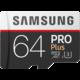 Samsung Micro SDXC PRO Plus 64GB UHS-I + adaptér