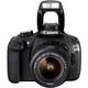 Canon EOS 1200D + 18-55 DC + 75-300 DC