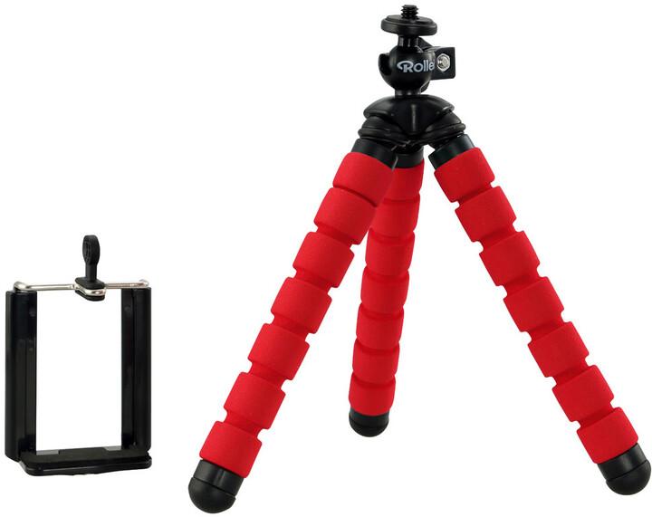 Rollei Selfie Mini, červená