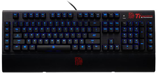 Thermaltake eSports Poseidon Z Forged, modrá