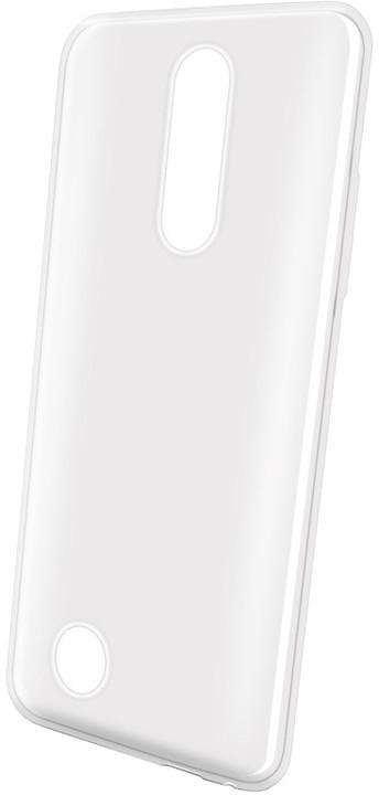 CELLY Gelskin pouzdro pro LG K4 (2017), černé