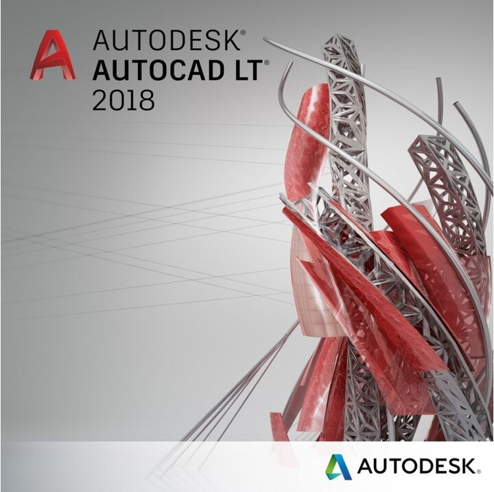 AutoCAD LT 2018 Commercial New na 3 rok