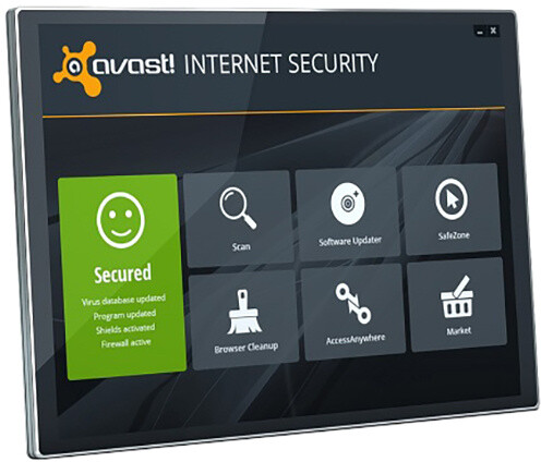 Avast! Internet Security, 3 uživatelé (24 měs.) prodloužení