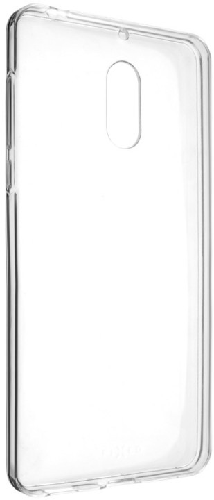 FIXED TPU gelové pouzdro pro Nokia 6, čiré