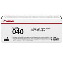 Canon CRG-040, černá - 0460C001