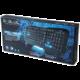 E-Blue Polygon, US + CZ/SK přelepky