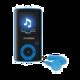 Hyundai MPC 883 FM, 16GB, černá-modrá
