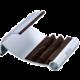 Akasa Leo AK-NC054-BR, stříbrno-hnědá