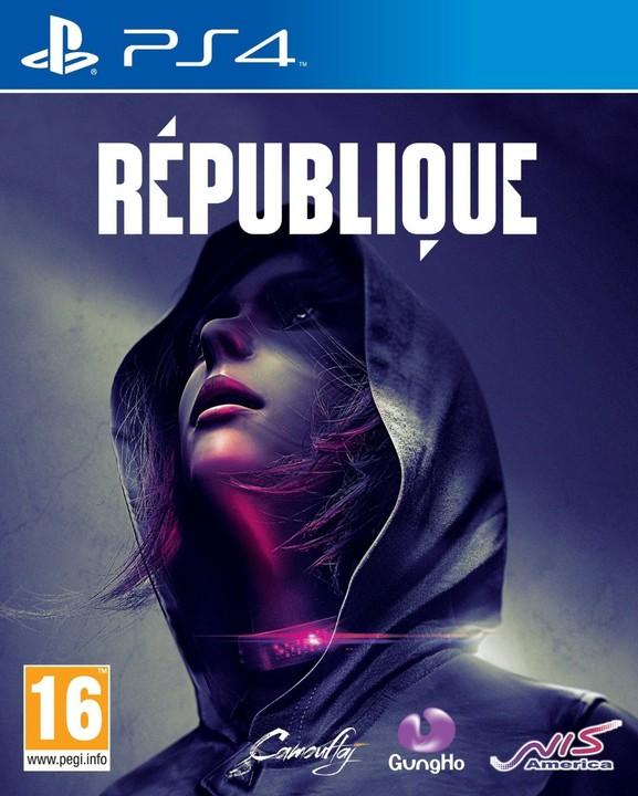 République (PS4)