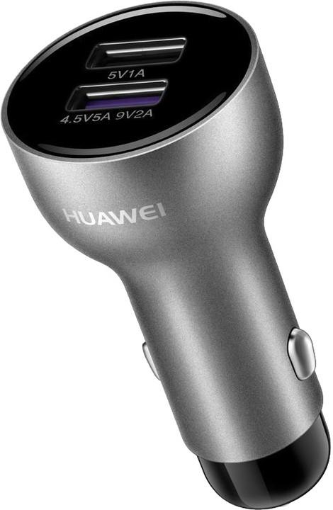 Huawei Original Autodobíječ AP38 Black/Silver (EU Blister)